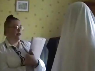Chubby Granny Gets Anal Action