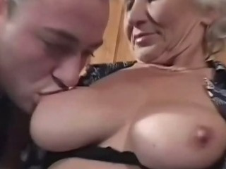Grandma eager for junior dicks