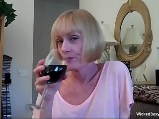 Granny Butt cheeks Satisfying Result