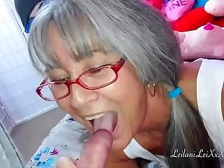 Granny Gets a Facial TRAILER