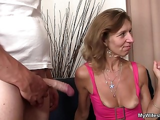 She is railing son in law hard-on