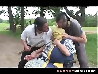 Shut The Fuck Up Granny