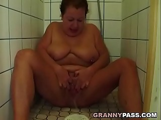 Granny Urinating