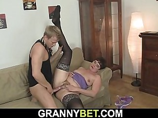 Hook-up date with 60 years old granny
