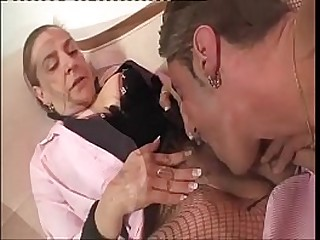 Milf & Granny market of sex Vol. 16