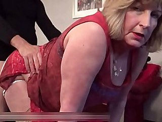 susana milf granny aunt se folla a youthful son friend uncle