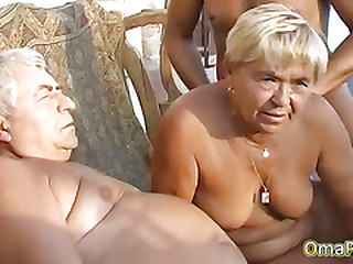 OmaPass Compilation of Mature and Granny Videos