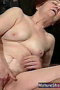 Flabby Old Gilf Gets Fucked