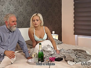 Daddy4k.menacing youngster didn&#39t wait that old daddy will fuck his sexy gf ria sun