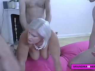 gangbang for the granny