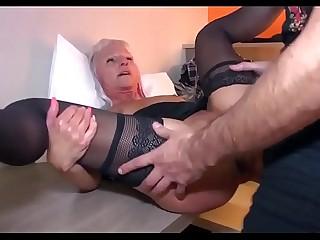 Granny gangbang 2