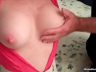 Amateur Granny Secret Sex Tape