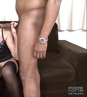 Granny interracial hardcore sex getting double penetrated because she is a horny old lady craving big black dick in her ass and pussy