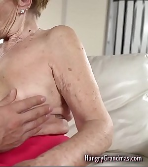 Old Slut With Huge Tits and Large Ass Gets Torn up