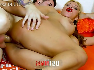 Trailer : Granny gets assfucked by a young dude